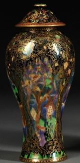 Wedgwood-Fairyland-Lustre-Small-Vase