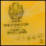 Wedgwood Made In England Mark