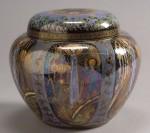 Fairyland Lustre Pattern Z5154 Vase