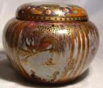 Fairyland Lustre Pattern Z5252 Vase