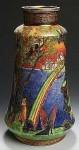 Fairyland Lustre Pattern Z5366 Vase