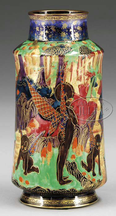 Fairyland Lustre Pattern Z5367 Vase