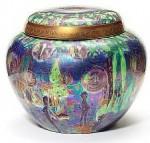 Fairyland Lustre Pattern Z5463 Vase