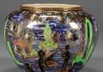 Fairyland Lustre Bubbles Bowl