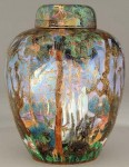 Fairyland Lustre Demon Tree Vase