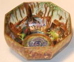Fairyland Lustre Fairy in a Cage Bowl
