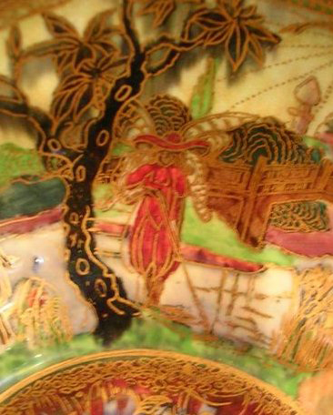 Fairyland Lustre Fairy with Large Hat Image