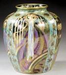 Fairyland Lustre Goblins Vase