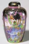 Fairyland Lustre Sycamore Tree Vase