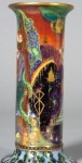 Fairyland Lustre Torches Vase