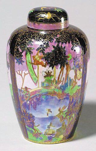 Fairyland Lustre Shape Number 2410