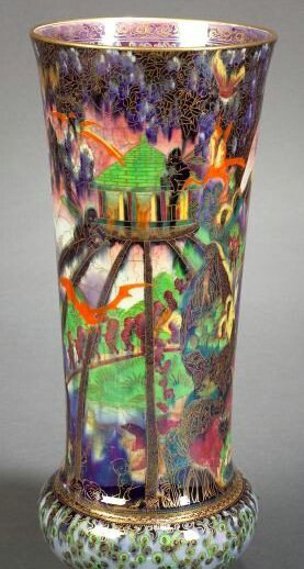 Fairyland Lustre Shape Number 2465